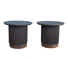 Pair of Mid-Century Side Tables by Lane c1960s