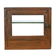 Primitive Table Top Display Cabinet C1925