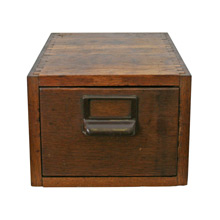 Globe Wernicke Single Drawer Cabinet C1930