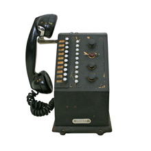 Very Rare National Cash Register Credit Stamping Phone C1940