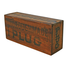 Small Thoroughmade Tobacco Plug Crate C1885