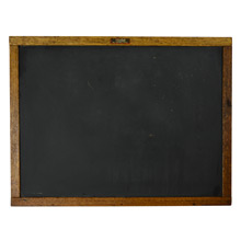 Litho Plated Blackboard by the Richmond School Furniture Company c1935