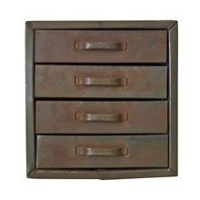 Raw Metal Parts Cabinet C1945