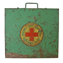 Safety Supply Company Medical Supply Kit c1945