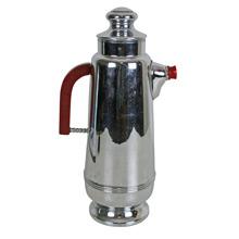 Art Deco Cocktail Shaker W/ Bakelite Details C1930s