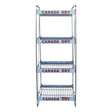 Tall Wire Canada Dry Shelf C1960s