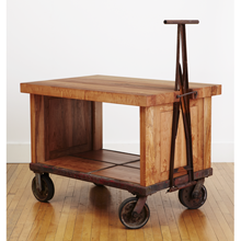 Salvage Bar Trolley