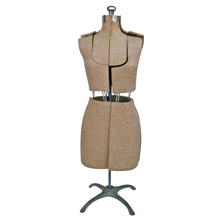 Mid-Century Collapsible Dress Form C1940s