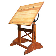 Beautiful Anco Bilt Petite Drafting Table C1940
