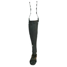 Civil War Era Prosthetic Leg C1865