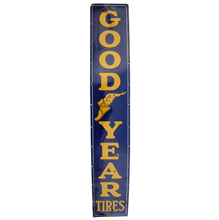Enormous Seven-Foot Good Year Tires Sign I C1940s
