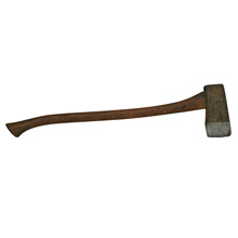 Woodmen of the World Ceremonial Axe C1910s