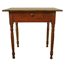 Rustic Wooden Kitchen Table C1915