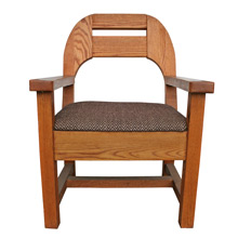 Replica of FDRs Timberline Lodge Chair C1960s