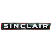 Fourteen Foot Sinclair Oil Sign C1940
