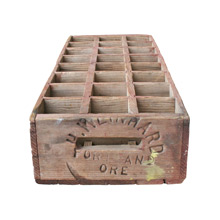 Henry Weinhard Bottle Crate C1910s