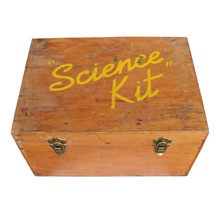 Mid-Century Classroom Science Kit C1960