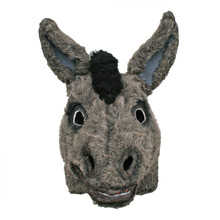 Vintage Donkey Amusement Park Mask C1930s