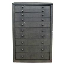 Industrial 10-Drawer Garage Cabinet C1945
