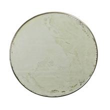 Round Plateau Mirror w/ Pie Crust Edge c1930