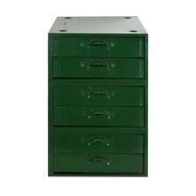 NOS 6-Drawer Desk Top Organizer C1950