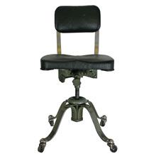 """Remington Rand """"Cushioner"""" Office Chair C1935"""