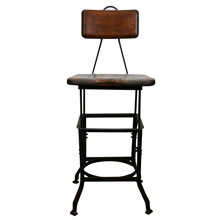 Hardworking Sit-Rite Stool by the Wisconsin Chair Co C1930