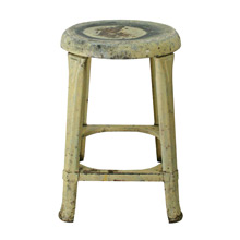 Vintage Kitchen Stool by Boyle C1930
