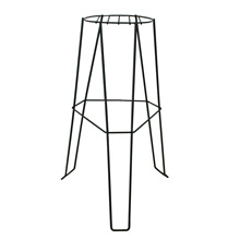 Mid-Century Wire Plant Stand C1960