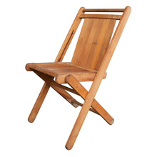 Solid Maple Folding Chair C1935