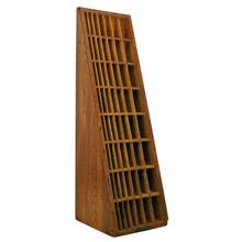 Oak Triangular Type Cabinet by Hamilton C1920