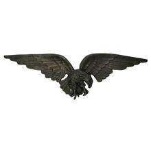 Cast Eagle Wall Ornament C1950