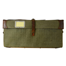 Swiss Military Photographers Carrying Case c1935