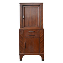 Mahogany Veneered Art Deco Cabinet c1935
