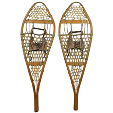 Pair of Traditional Snow Shoes C1925