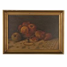 Original Oil Still Life Painting c1895