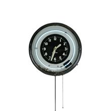 Large Art Deco Glo-Dial Neon Clock C1930's