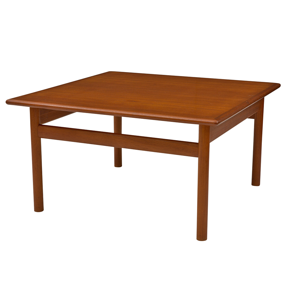 ... Danish Modern Teak Coffee Table. F5144a f5144 - Danish Modern Teak Coffee Table Rejuvenation