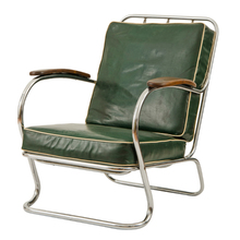 Mid-Century Lounge Chair by Kem Weber for Lloyd c1930s
