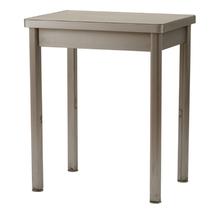 Petite Raw Steel Desk c1945