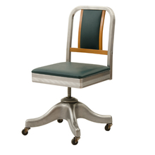 Shaw Walker Office Chair Model 8319SA-PP c1961