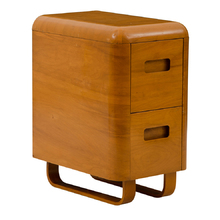 Rare Plymodern Cabinet by Paul Goldman for Plycraft c1946