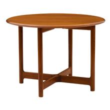 Mid-Century Mobler Teak Side Table c1955
