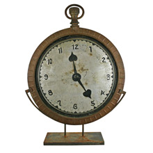 Watch Makers Trade Sign W/ Stand C1900