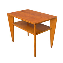 Modern Russel Wright Style Side Table c1940