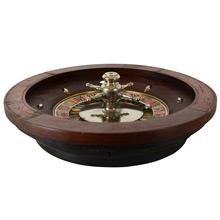 Petite Table Top Roulette Wheel c1950