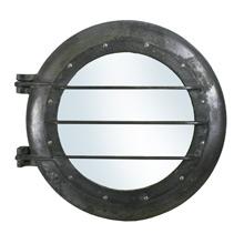 Large Cast Aluminum Streamline Porthole C1935