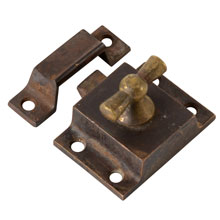 """Bowtie"" Cupboard Latch, C1905"