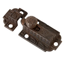 Classic Eastlake Cupboard Latch, c1880