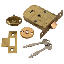 NOS Yale Privacy Lock Set W/ Keys C